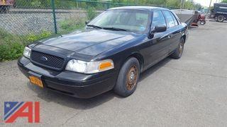 2004 Ford Crown Victoria/Police Interceptor 4DSD