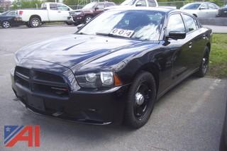2013 Dodge Charger 4DSD/Police Interceptor