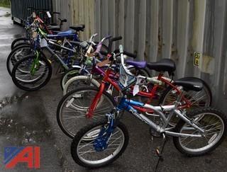 (12) Children's/Youth Bikes
