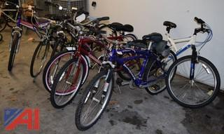 (7) Adult Bicycles