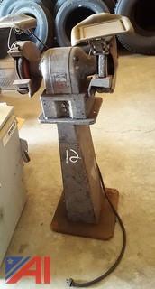 Black & Decker Double Wheel Grinder