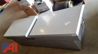 Challenger Diamond Plate Tool Box