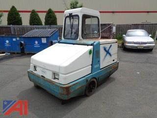 2001 Tennant 355 Sweeper