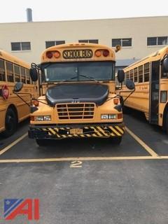 2004 Bluebird 65 Passenger Coventional Bus