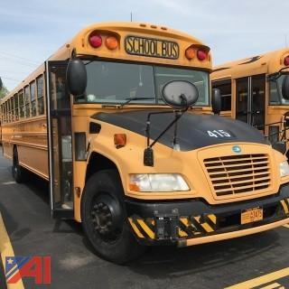 2008 Bluebird 65 Passenger Conventional Bus
