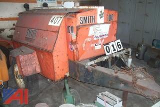 Smith 100 Tow Behind Compressor