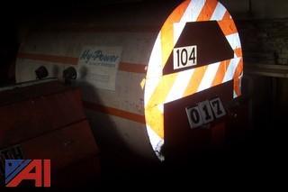 SRECO Trailer Mounted Sewer Rodder