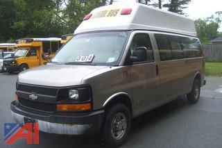 2004 Chevy 2500 Handicap Van