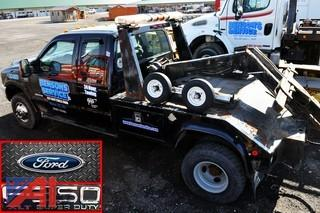 2004 Ford F350 XLT Tow Truck