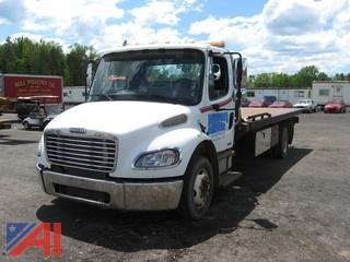 2007 Freightliner M210 Spring Ride Rollback Truck