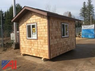 NEW 9 x 12 Wooden Shed