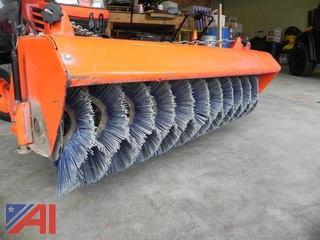 Kubota BX2537A Sweeper Broom