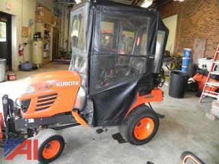 2007 Kubota BX1850D Tractor