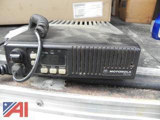(5) Motorola Max Trac