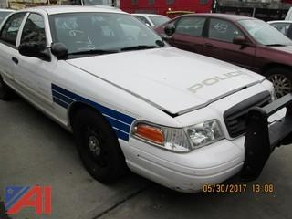 2009 Ford Crown Vic 4DSD