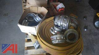 (3) Hoses and (5) Couplings