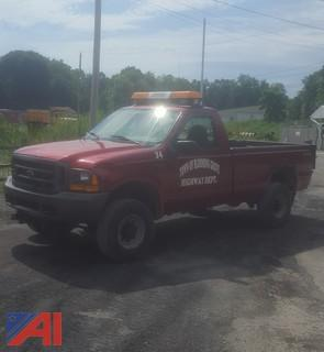 2001 Ford F250 SD Pickup