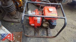 Homelite Centrifugal Mud Pump