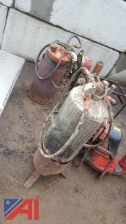 (3) Assorted Water Steamer Units