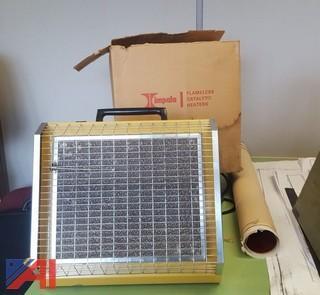 Impala Flameless Catalytic Heater