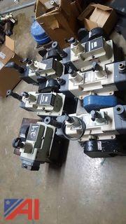 (6) Wallace & Tiernan Positive Displacement Pumps