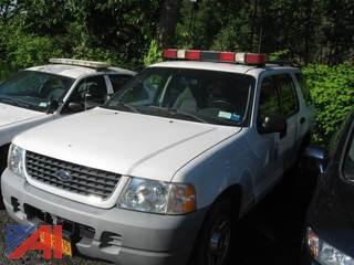 2002 Ford Explorer 4D Utility