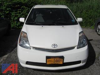 2008 Toyota Prius 4D Hatch Back