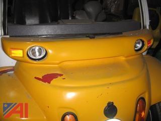 2002 GEM Electric Car