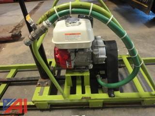 Prairie Dog Drilling/Boring Equipment
