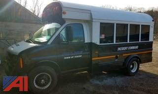 2002 Chevy Express Bus