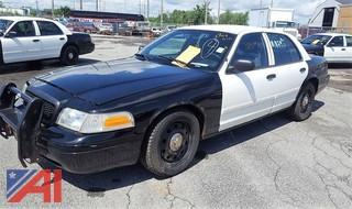 2011 Ford Crown Victoria/Police Interceptor 4DSD
