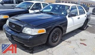 2010 Ford Crown Victoria/Police Interceptor 4DSD