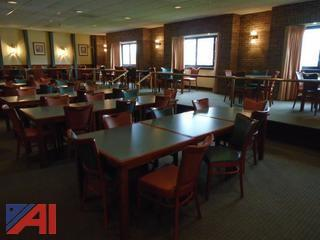 Commercial Dining Room Tables and Chairs
