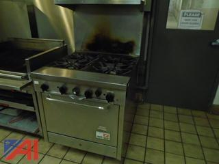 Southbend Oven/Stove