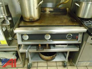 Ultra Max Flat Top Griddle