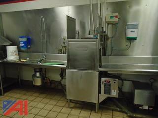 Dishwasher and Garbage Disposal