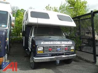 1989 Ford Econoline Motor Home