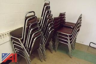 Approximately (35) chairs