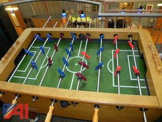 Gamecraft Foosball Table