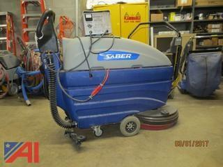 Saber SC20T Floor Sweeper