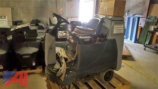 Advance Floor Machine Scrubber