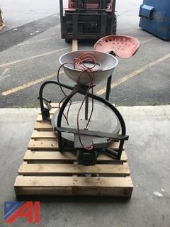 Randall Pottery Wheel