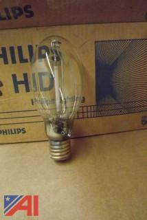 (33) 150 Watt High Pressure Sodium Street Light Bulbs