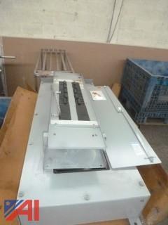 225 AMP Cutler Hammer Outdoor Panel Box