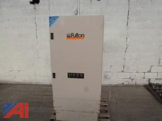 Fulton Natural Gas Boiler 650K