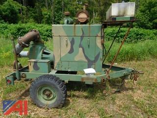 6 Inch Military Transfer Pump