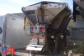9' Hiway Stainless Steel Spreader