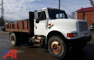 1993 International 4700 Dump