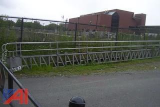43' Aluminum Gangway