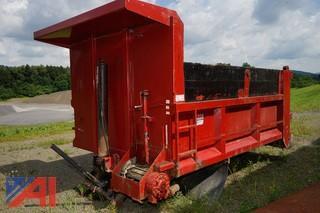 2005 Michel Gohier QS-110-CT 11' Dump Body